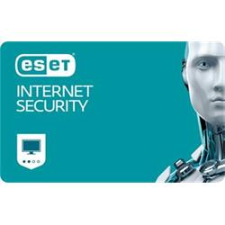 ESET Internet Security 3 lic. 1 rok update (EIS003U1) elektronická