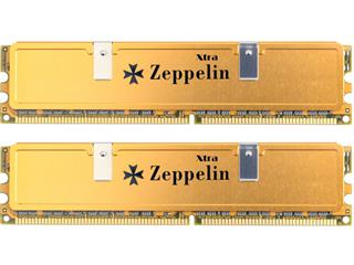 EVOLVEO Zeppelin Gold DDR 2GB (2x1GB) 400MHz