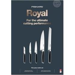 Fiskars Royal 1020242 Sada 5 nožů