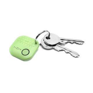 Fixed Key finder Smile, zelený