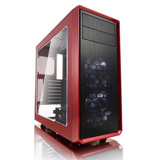 Fractal Design Focus G - Mystic Red