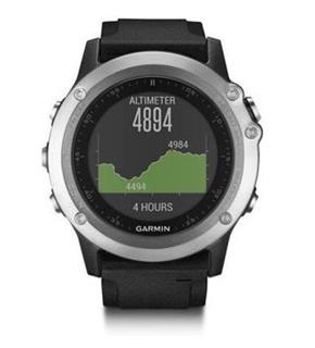Garmin fenix3 Silver Optic