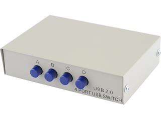 Gembird DSU-4 USB switch