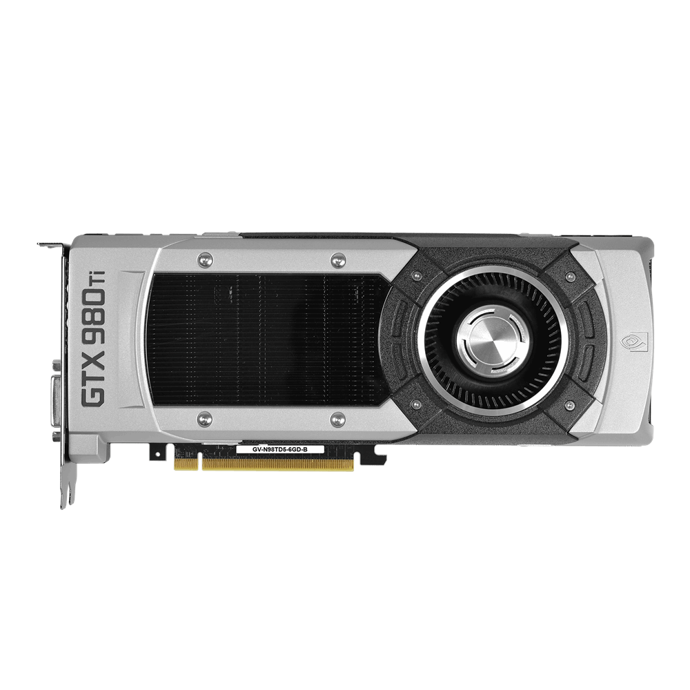 gigabyte geforce gtx 980 ti 6gb