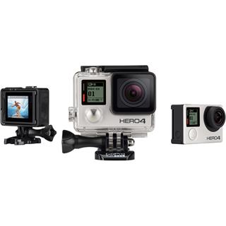 GOPRO HD HERO4 SILVER