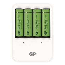GP nabíječka baterií PB420 + 4AA GP ReCyko+ 2500