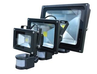 GREEN LIGHTS LED reflektor s PIR 30W 3250K IP65