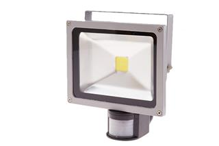 GREEN LIGHTS reflektor PIR čidlo LED EPISTAR 50W IP65