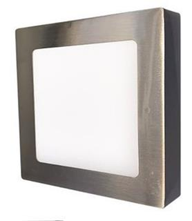 Greenlux LED60 FENIX-S matt chrome 12W NW (GXDW266)