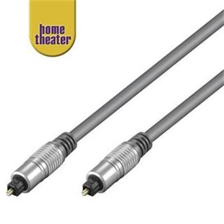 Home Theater HQ Optický kabel Toslink TOS male - TOS male 2,5m