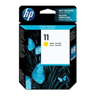 HP 11 Yellow C4838A