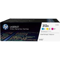 HP 312A TriPack (CF440AM)