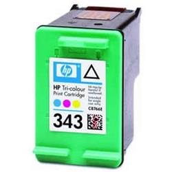 HP 343 Color 2-pack CB332EE