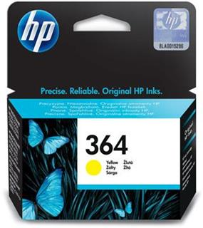 HP 364 Yellow CB320EE