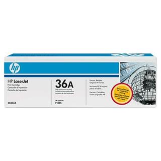 HP 36A Black CB436A