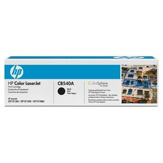 HP 40A Black CB540A