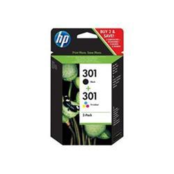 HP Combo Pack 301 (N9J72AE) - originální