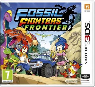 HRA Nintendo 3DS - Fossil Fighters: Frontier