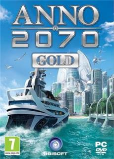 HRA PC - ANNO 2070 Gold