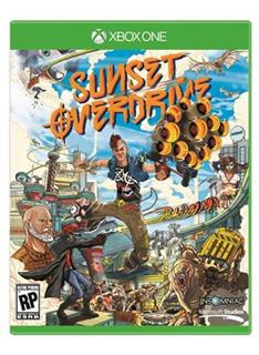 HRA XBOX ONE Sunset Overdrive