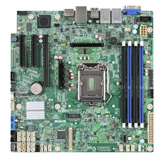 Intel Server Board S1200SPL