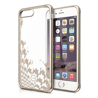 ITSKINS Art Gel 1m Drop Apple iPhone 7 Plus,Hounds. Gold