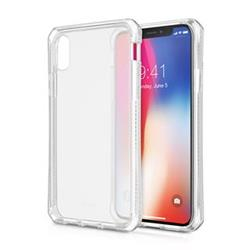 ITSKINS Spectrum gel 2m Drop Apple iPhone X, Clear