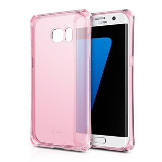 ITSKINS Spectrum gel 2m Drop Samsung Galaxy S7 Edge, Pink