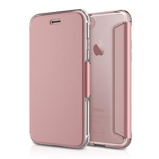 ITSKINS Zero Folio flip 1m Drop Apple iPhone 7, Rose
