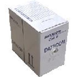 KABEL UTP drát DATACOM CAT.6 - Box 305m