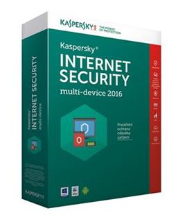 Kaspersky Internet Security MD 1PC/1 rok, přechod (KL1941ODAFR)