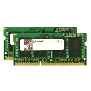 Kingston 8GB (Kit 2x4GB) 1333MHz DDR3 CL9 SODIMM SR X8