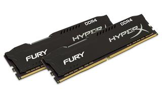 Kingston HyperX Fury 16GB (Kit 2x8GB) 2133MHz DDR4 CL14, černý chladič