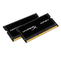 Kingston HyperX Impact 16GB (Kit 2x8GB) 1600MHz (HX316LS9IBK2/16)