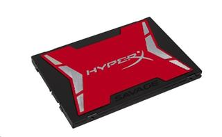Kingston HyperX Savage SSD disk 120GB (SHSS37A/120G)