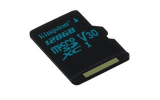 KINGSTON micro SDXC 128GB Canvas Go! UHS-I U3 (čtení/zápis: 90/45MB/s)