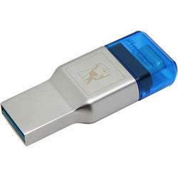 Kingston MobileLite DUO 3C USB3.1+TypeC (FCR-ML3C)