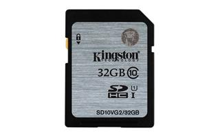 Kingston SD10VG2/32GB 32GB karta SDHC UHS-I class 10