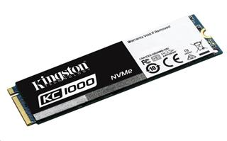 KINGSTON SSD SKC1000/480G 480GB NVMe M.2