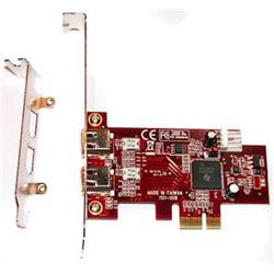 Kouwell KW-5101 PCI-E Karta 1394a, 2 porty, Low Profile, TI
