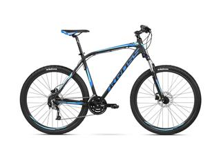 "Kross 16 HEXAGON R6 27,5"" XL black/blue matt"