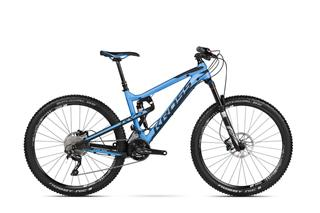 "Kross 16 Soil 2.0 27,5"" XL blue/black matt"