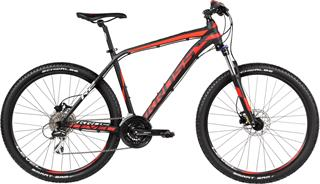 "Kross 2017 27,5"" Level R2 M/19"" black/red/white matt"