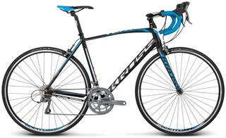 "Kross 2017 28"" Vento 2.0 L/560mm black/blue/white matt"