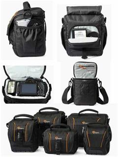 Lowepro Adventura SH 120 II (12,5 x 10,5 x 15,7 cm) - Black