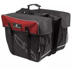 M-WAVE Amsterdam Double - black/red
