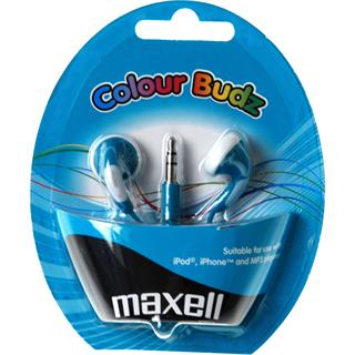 Maxell 303359 COLOUR BUDZ modré