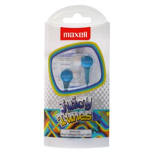 Maxell 303595 JUICY TUNES BLUE