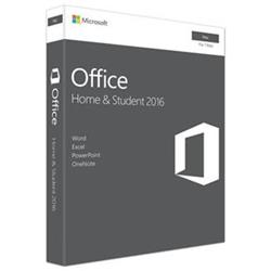 Microsoft Office Home and Student 2016 CZ pro MAC (GZA-01051)