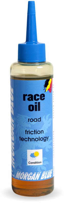 Morgan Blue - Race oil road - friction technology ROAD - 125ml